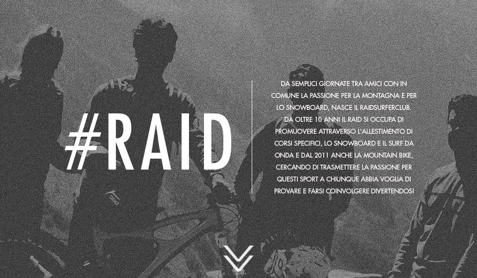 RAID chi siamo